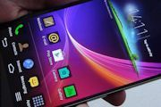 LG G Flex hands-on test